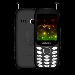 myF2 TV - Black